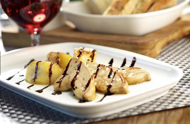 La cuisine française et le foie gras