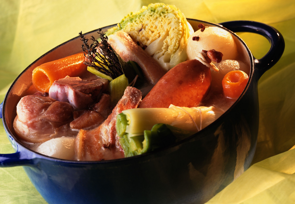 Le pot au feu : un plat qui fait chaud au cœur