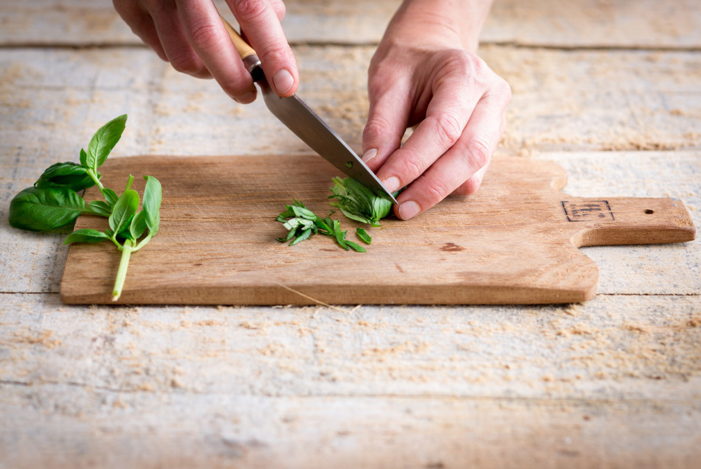 La place des herbes aromatiques dans la cuisine française