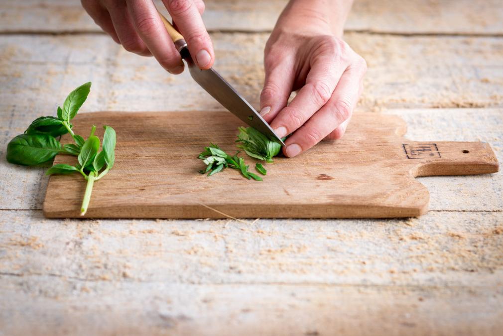 les herbes aromatiques dans la cuisine française