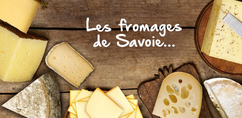 Les fromages de la Savoie